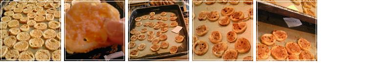 堺市内の製パン企業で作っています。